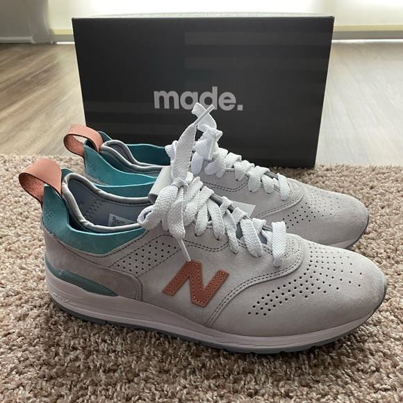 Paciencia Promover capa  New Balance Shoes | New Balance 997r Nimbus Cloud Shoes New Mens 8 |  Poshmark